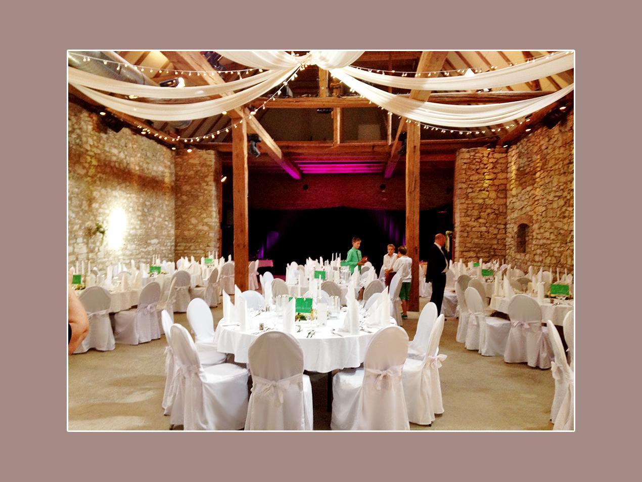 Gaststätte Alte Remise Hochzeitslocation Hochzeitssaal Tiefurt Weimar